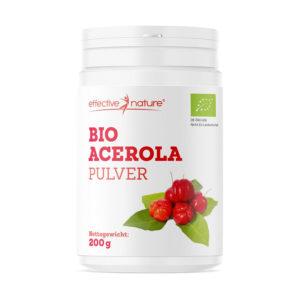 Acerola-Pulver-Dose