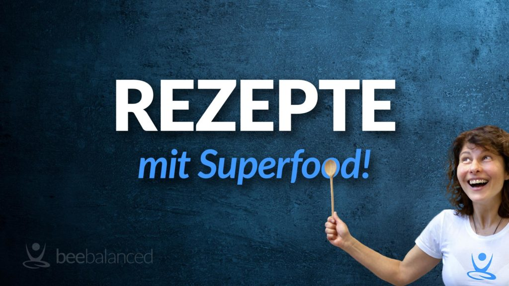 Rezepte mit Superfood Cover